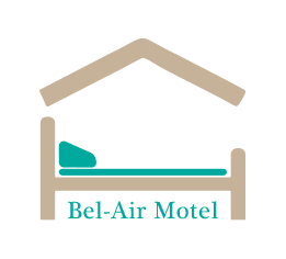 Bel-Air Motel Logo